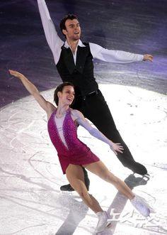Megan Duhamel and Eric Radford