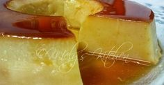 Mely's  kitchen: Baked Leche Flan
