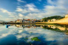 Ría de Corcubión (Galicia)