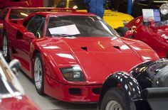 A Visit To Nick Mason's (Pink Floyd) Car Collection