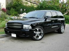 1998 dodge durango customized | F1Ari's 2002 Dodge Durango