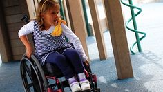 This NPR site gives great information on WHY accessible playgrounds are important, some background in how they came about, as well as a listing of where to find a large number of them.