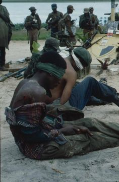 South Africa's forgotten Vietnam-style 'dirty war' against Cuban-backed Communists revealed in incredible pics