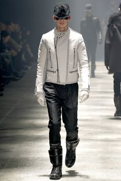 Lanvin Fall 2012 Menswear Collection Slideshow on Style.com