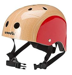 Woodbi ABS Hardshell Helmet, ages 2 to 6, 18'' to 21'' Review Green And Orange, Red And Blue, Trike Scooter, Kids Helmets, Bicycle Helmet, Caps Hats, Activities For Kids, Abs, Retro