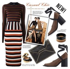"""Always dress well"" by gabrilungu ❤ liked on Polyvore featuring Marni, Victoria Beckham, Elizabeth Arden, Valentino, MaxMara and Michael Kors"
