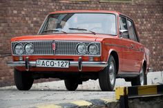 Lada 2103 with original! chassis