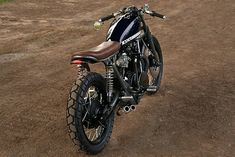 Yamaha XS650 Cafe Racer by Kick Moto #motorcycles #caferacer #motos | caferacerpasion.com