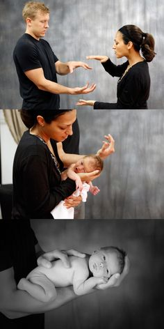 Baby Posing by Ana Brandt www.bellybabylove.com www.anabrandt.com