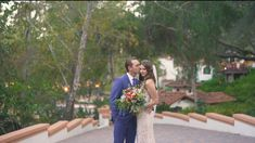 We like how the camera got close and personal with the couple and captured the sweet emotions between the bride and groom. Cinema Wedding, Wedding Cinematography, Videography, Vows, Groom, Bride, Couples, Board, Sweet