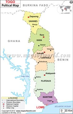 A Map of ancient Africa: Benin | My Ancestry: Benin | Pinterest