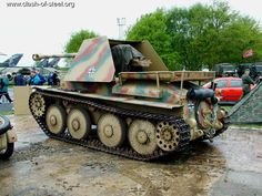 A German Marder III Tank-Hunter - Gallery images from Clash of Steel