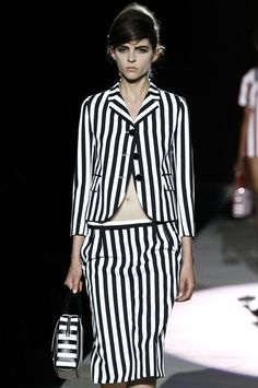Trend Spotting: Beetlejuice Stripes Are Having a Moment This Fall | StyleCaster