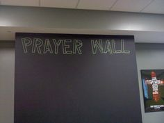 cool youth church rooms | This is in the senior high room, which has an orange accent wall. They ...