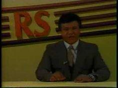 Jotah Lopes - Repórter Saúde - 11/08/1986