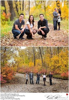 Family photos with older kids... LOVE this!
