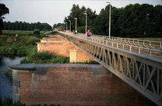 Railway bridges in the Langstraat Region, from 's-Hertogenbosch to Lage Zwaluwe, THE NETHERLANDS Europa Nostra Award 2013