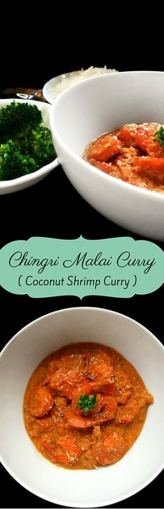 Chingri Malai Curry – Bengali Coconut Shrimp Curry – Keto Chingri Malai Curry (Coconut Shrimp Curry) – Scintillating n Flavorful. Spicy Recipes, Fish Recipes, Seafood Recipes, Indian Food Recipes, Dinner Recipes, Ethnic Recipes, Simple Recipes, Curry Recipes, Fish Dishes