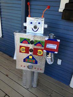 "Robot Theme | Robot part | Party Theme-""ROBOTS"""