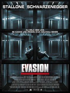 Affiche du film Evasion avec : Sylvester Stallone, Arnold Schwarzenegger, Jim Caviezel, Amy Ryan, Vincent D'onofrio, Vinnie Jones, Curtis Ja...