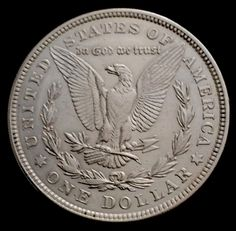 1921 High Grade Near Uncirculated Philadelphia Morgan Silver Dollar