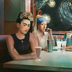 Tag Heuer Aquaracer Chronograph Black Men's Watch – Fine Jewelry & Collectibles Johannes Vermeer, Cute Girl Illustration, Mona Friends, Modern Art, Contemporary Art, Art Jokes, Graffiti Wall Art, Tumblr Art, Photocollage