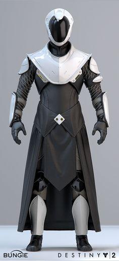 the Gensym Warlock armor set from Io battlefields. Destiny Warlock Armor, Star Wars, Science Fiction, Destiny Cosplay, Rpg Cyberpunk, Arte Sci Fi, Armor Clothing, Destiny Game, Futuristic Armour
