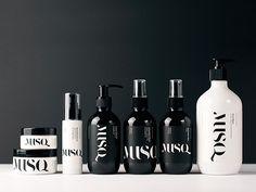  \/  MUSQ x Black Squid Design