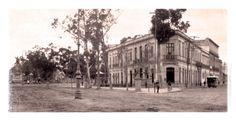 Paseo de la Reforma 61 Café Colon 1880-1950