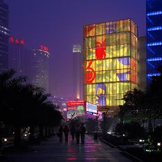 China..Jianianhua Center