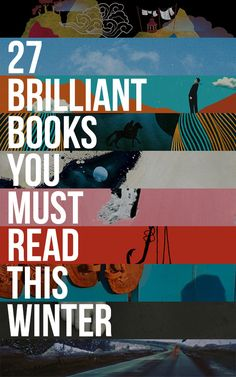 27 Brilliant Books You Must Read This Winter