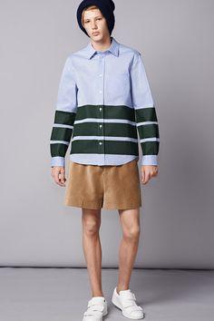 Acne Studios Spring 2015 Menswear Collection - Vogue