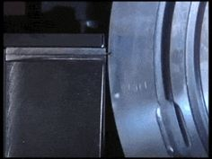 """This is how paper clips are made:   27 Trippy GIFs That Will Make You Go, """"Whoa... That's Crazy"""""""