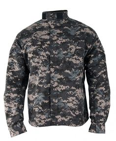 Propper™ Battle Rip® Digital Camo ACU Coat