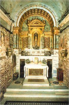 House of  Virgin   Mary  /  Selçuk-İZMİR    TURKEY