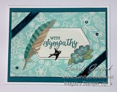 Paper Pumpkin - May 2019 - Hugs From Shelli Quilling Christmas, Pumpkin Ideas, Paper Pumpkin, Sympathy Cards, Stampin Up Cards, Hugs, Pumpkins, Feathers, Card Ideas