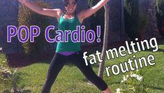 POP CARDIO: Fat Melting Routine 8min