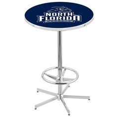 North Florida Ospreys Retro-Style-Base Pub Table - SportsFansPlus