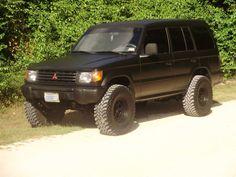 CeeBlurry498 1997 Mitsubishi Montero 14372439