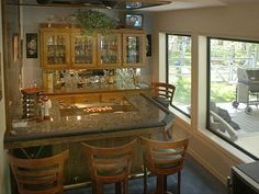 High Quality An In Home Hibachi Grill. Because I Asked And He Said Yes! Kitchen Islands  ...