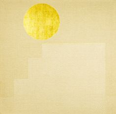 Gold Painting 7/90 1990 Patrick Scott