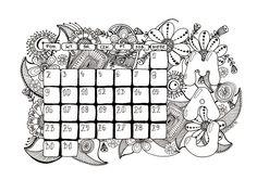 kalendarz 2016 maj