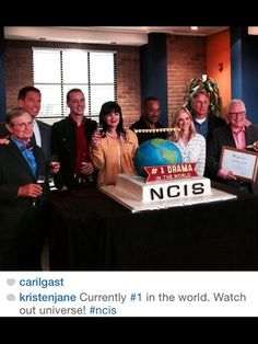 NCIS #1 Drama in the World
