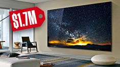 The Most Expensive TV In The World - YouTube