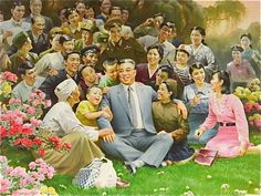 North Korea - How can this happen?! They had made the dude look like he was North Korea's personal Jesus.
