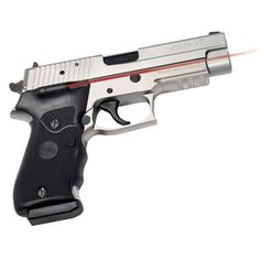 Crimson Trace Sig Sauer P220 Overmold Dual Side Activation Laser Grip - Free Shipping Today - Overstock.com - 13349926 - MobileLoading that magazine is a pain! Get your Magazine speedloader today! http://www.amazon.com/shops/raeind