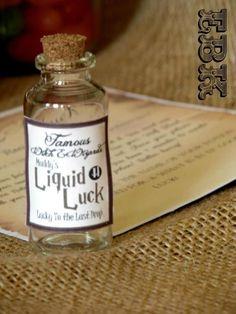 Liquid Luck