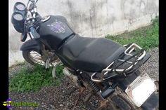 UNAIENSES: FORMOSO-MG - Moto roubada é recuperada e infrator ...
