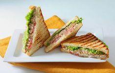 Sándwich Caliente de Atún Te enseñamos a cocinar recetas fáciles cómo la receta de Sándwich Caliente de Atún y muchas otras recetas de cocina..