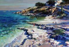 Howard Behrens - Corfu Beach